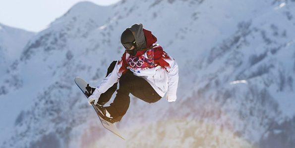 Meet Spencer O'Brien, snowboarder