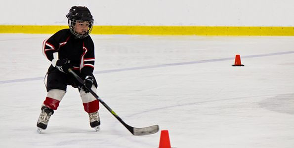 More evidence that half-ice hockey is better for kids