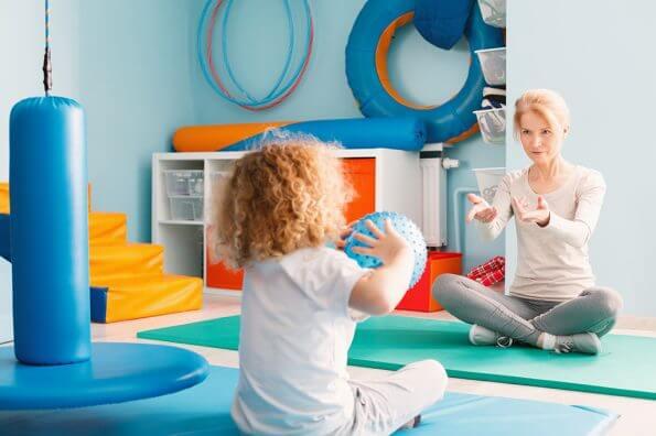 5 trucs pour inciter  les enfants autistes à être actifs