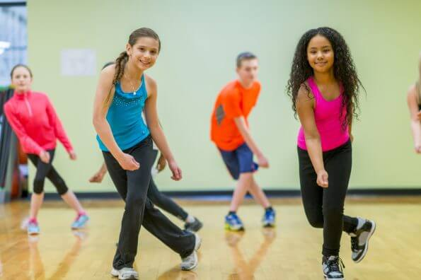 Sir Ken Robinson: Dance may 'help raise test scores'
