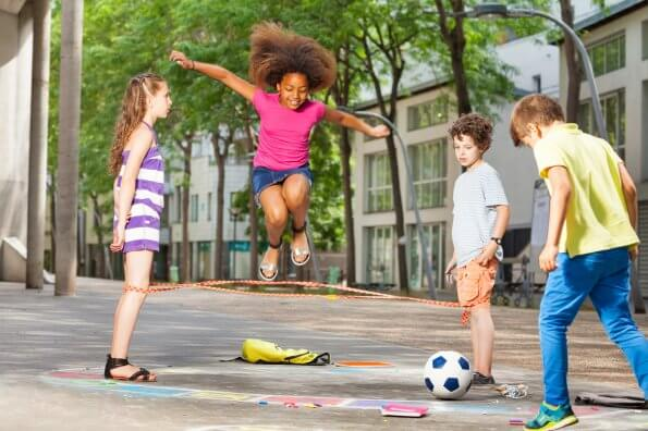 Kids needs more outdoor play, says expert