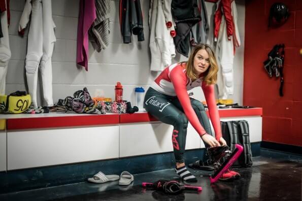 Kim Boutin, une athlète multisports et une jeune femme authentique