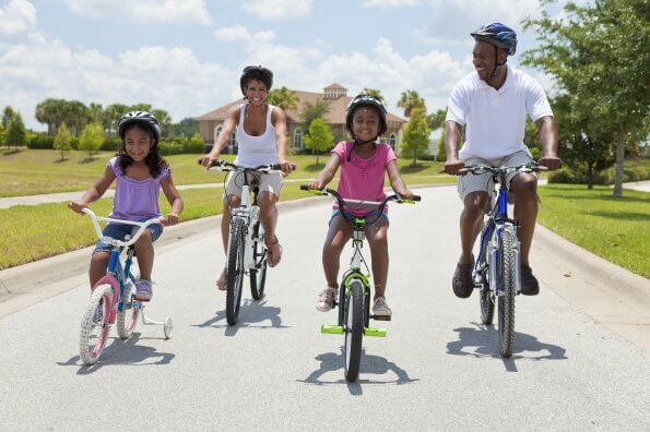 8 tips to keep you and your family moving and feeling good