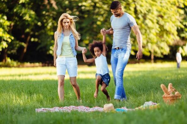 Six ideas for an active family picnic