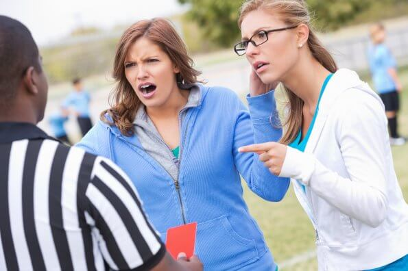 Offside parents: How one referee is calling out bad sideline behaviour