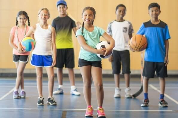 Play Sports Alberta combines multi-sport and summer fun