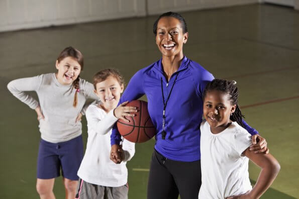 Sign up for Active for Life's newsletter for educators, coaches, and other professionals working with kids