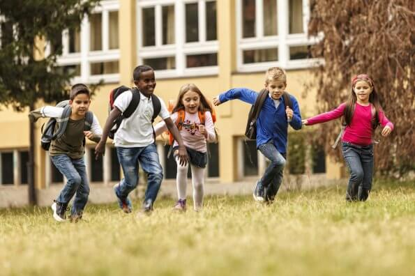 Are your kids getting their DPA (Daily Physical Activity) at school?