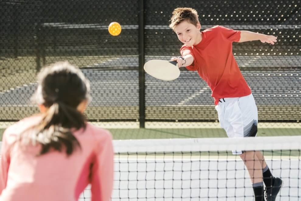 Introducing Pickleball A Fun Game The Whole Family Can Play