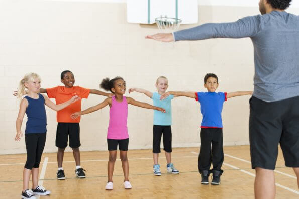 Is PE failing our kids? A conversation between a parent and the experts sheds some light