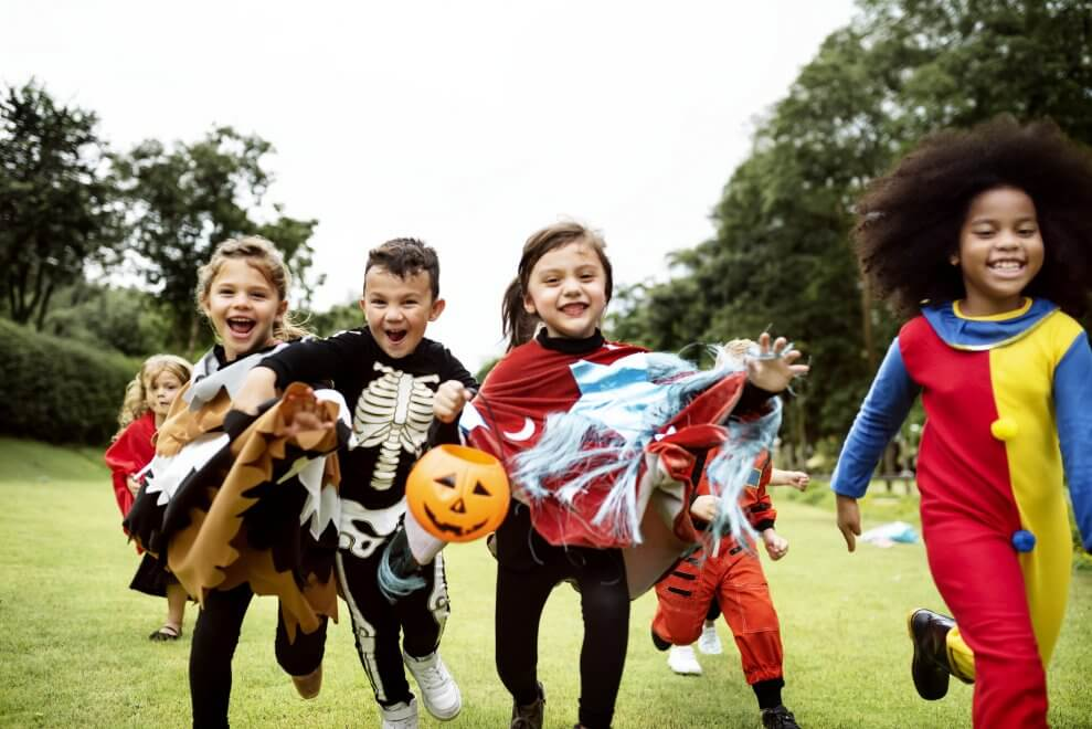 12 active games to make your halloween party a hit