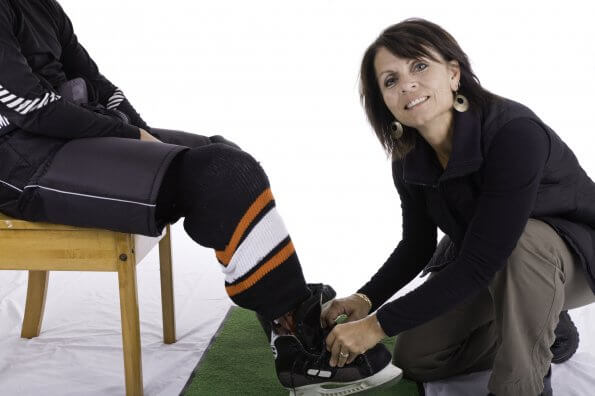 A reluctant hockey mom shares how we can all become healthy sport parents