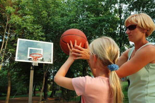 How to help your daughter develop a love of being physically active