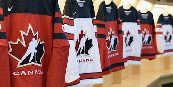 Catch Team Canada in action at the 2019 IIHF World Junior Championship