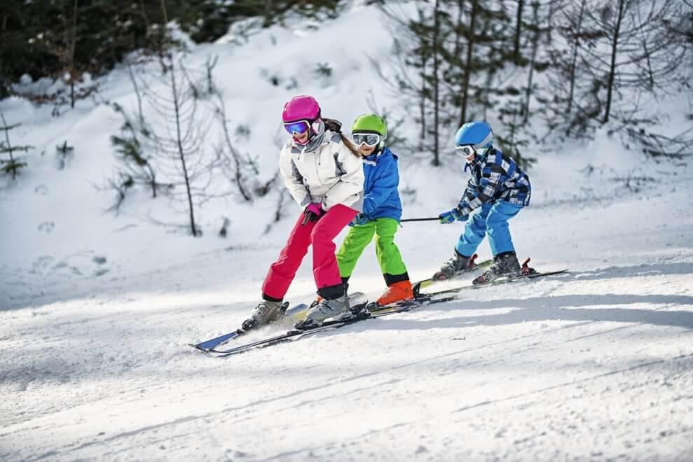 Kids Ski Camp