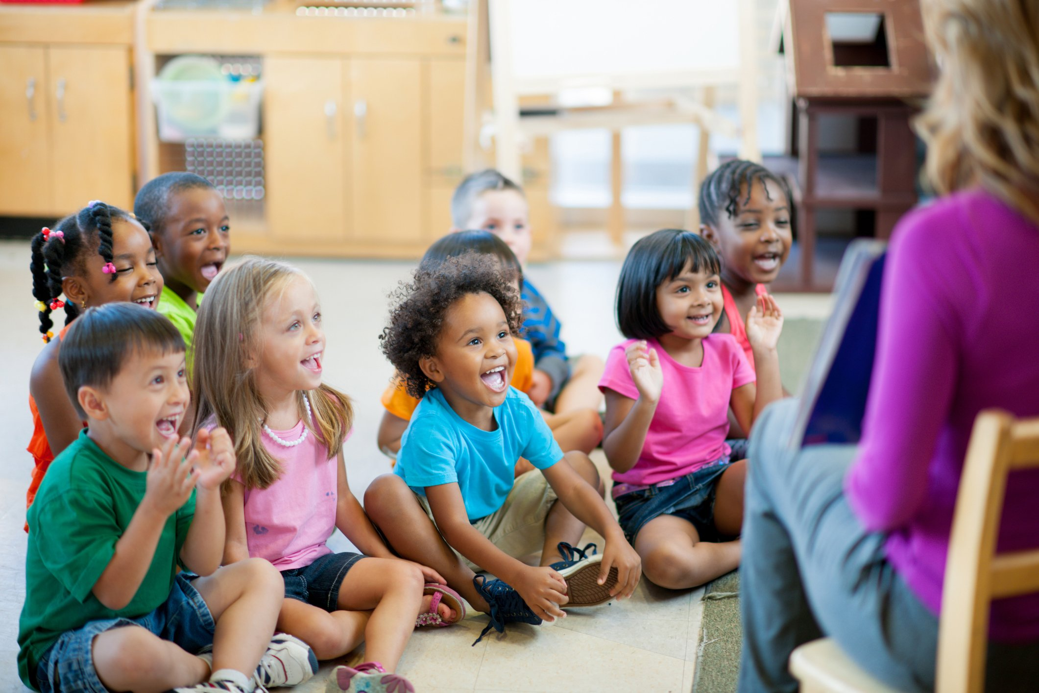 "Resource: Recognizing when preschoolers are ""ready"" to learn"