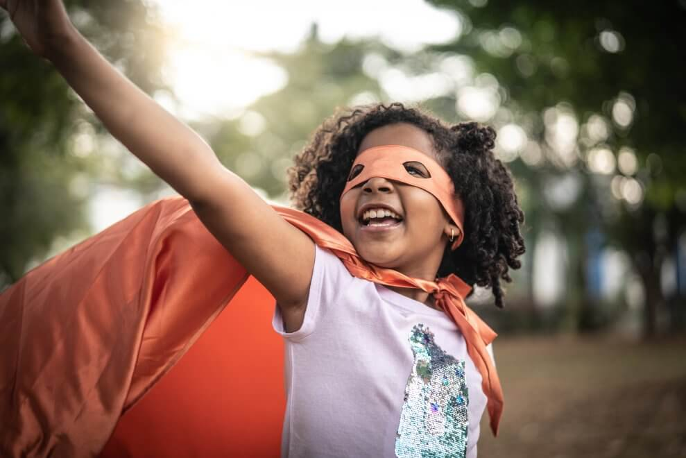 How To Raise Girls To Be Gutsy And Brave Active For Life