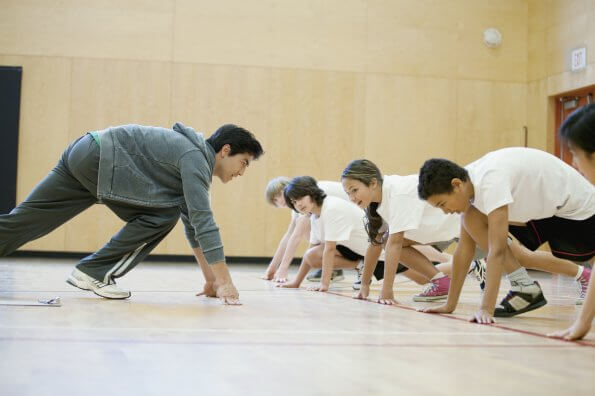 Tips for encouraging your child to embrace PE class