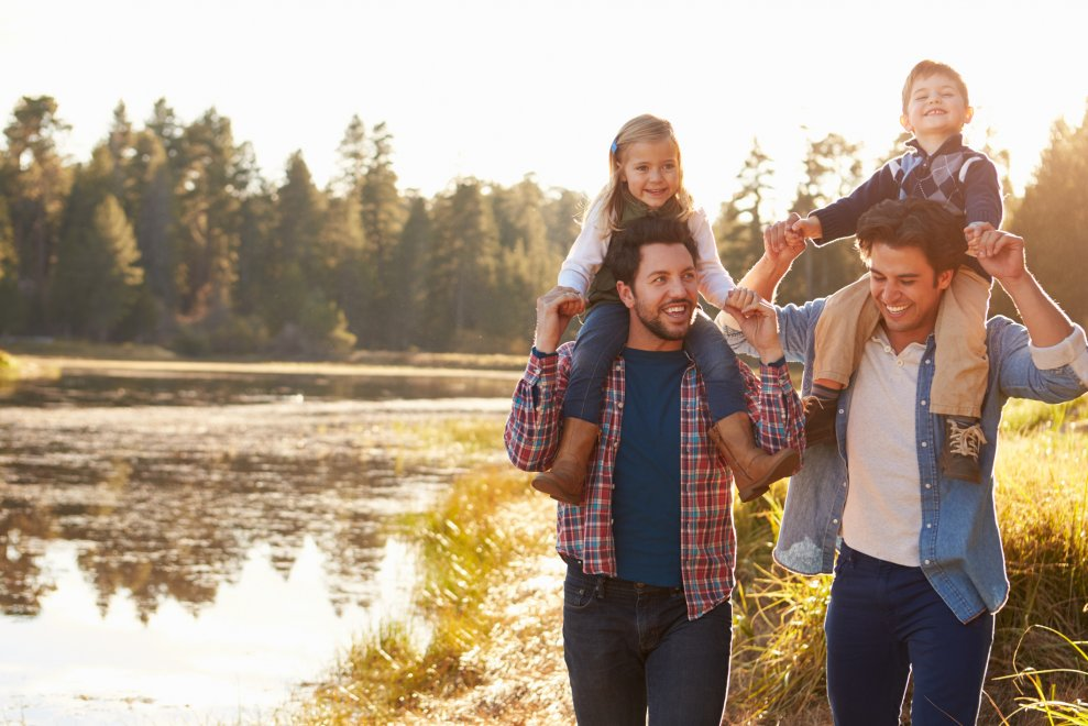 Can Spending Time In Nature Improve >> Studies Show Spending Time In Nature Can Improve Children S