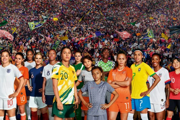 Nike's FIFA Women's World Cup ad encourages girls to dream big