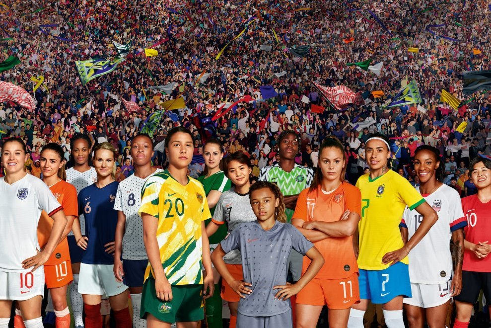 local tanque violación  Nike's FIFA Women's World Cup ad encourages girls to dream big - Active For  Life