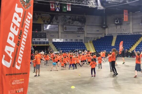 Free multisport program helps more kids develop physical literacy