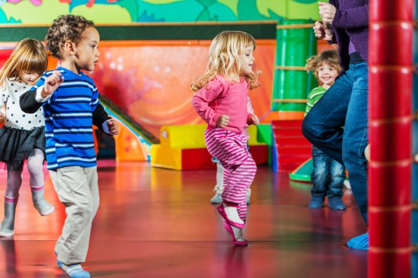 APPLE Model helps early childhood educators incorporate physical literacy
