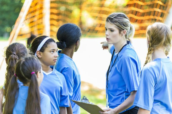 Coaching girls? Here are three ways to help them get more out of the game