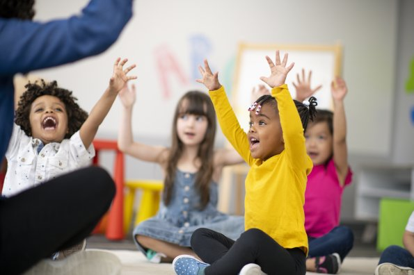 Active for Life continues to study preschool physical literacy programming