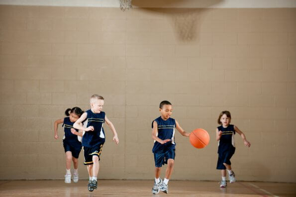Is competition in sports healthy for kids?