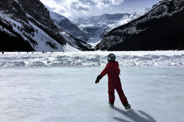 Beyond the arena: get outside and skate!