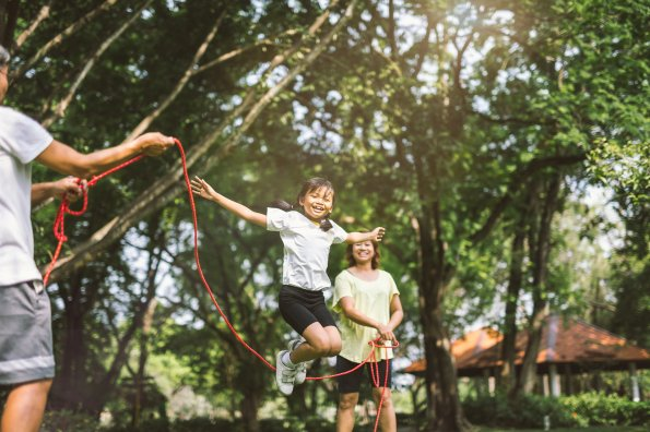 Why developing physical literacy is so important for kids