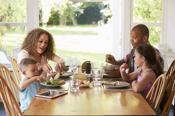 What to feed your active child