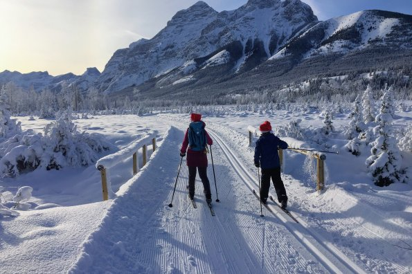 5 ways to make cross-country skiing more fun