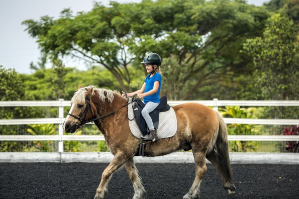 Got a horse-crazy kid? Here's what you need to know before saddling up