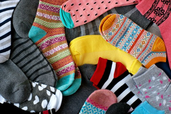 6 active games kids can play with a pair of socks