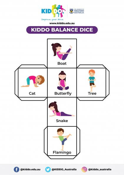 Looking For A Boredom Buster? Try These Printable Activity Dice - Active  For Life