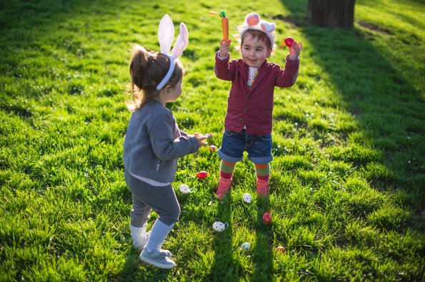 11 active ways to celebrate Easter at home