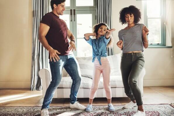 57 awesome family dance party jams