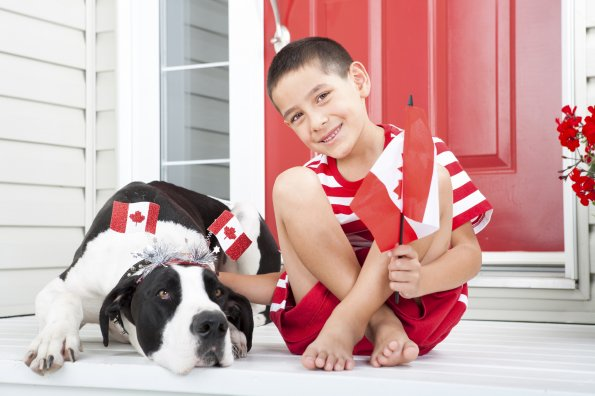 Oh, Canada! Active ways to celebrate Canada Day at home