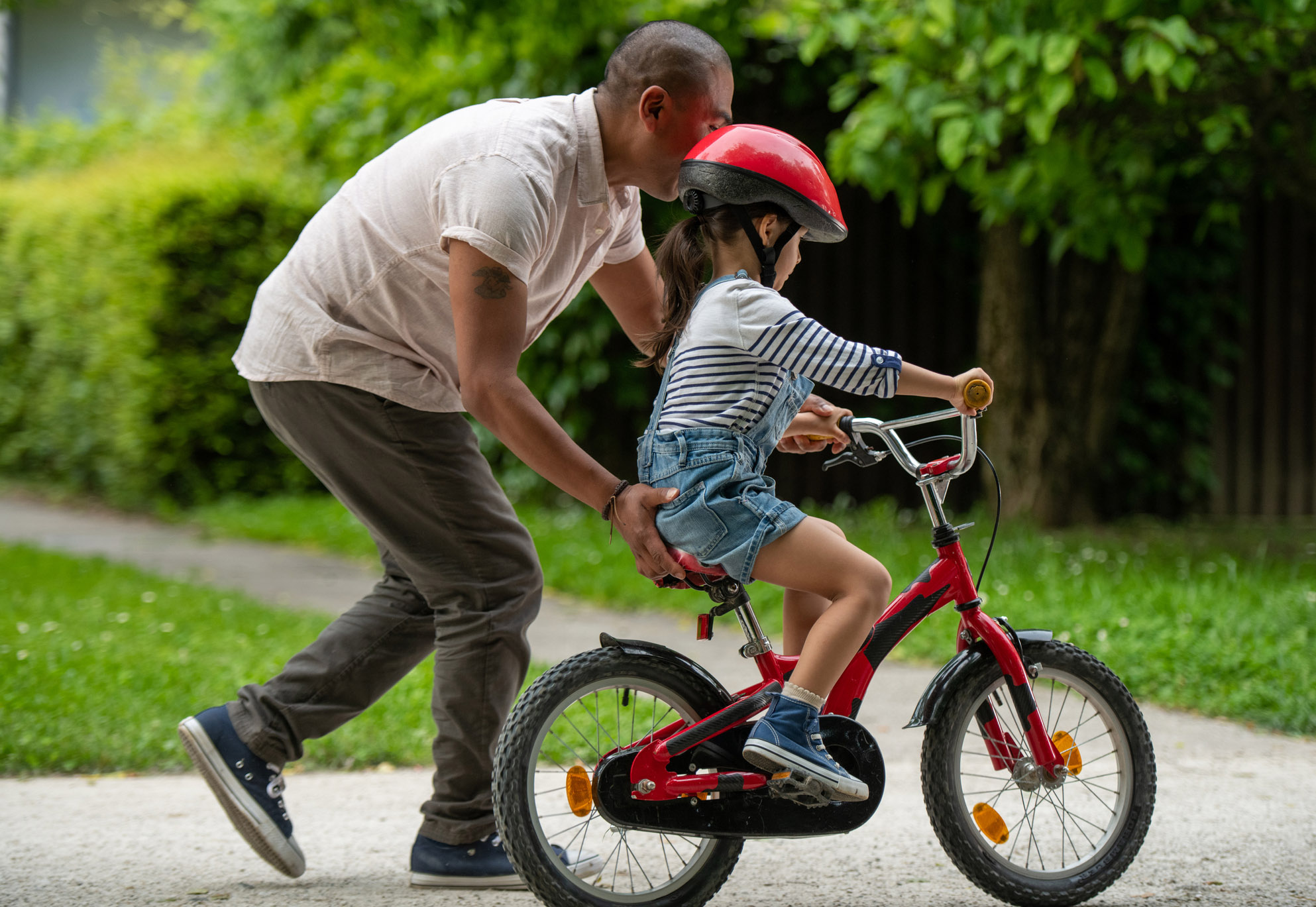 How to teach your child to ride a bike - Active For Life