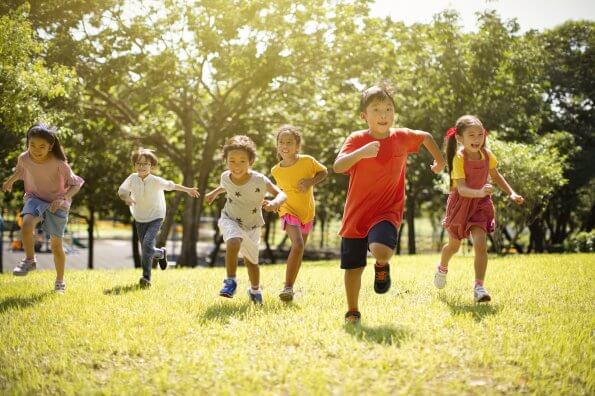 Why free play outside should be a part of every PE program