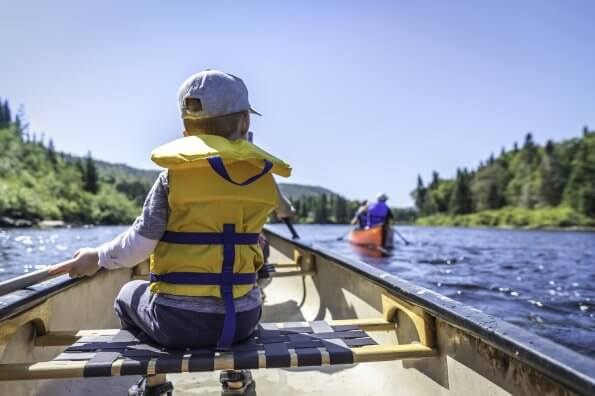 5 activities to do with kids on Labour Day weekend