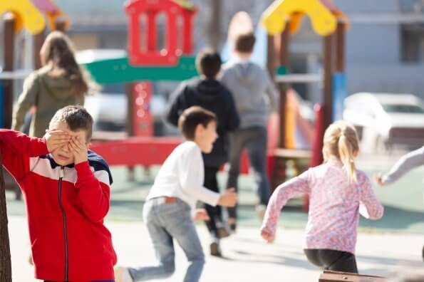 3 outdoor PE games to play during the pandemic