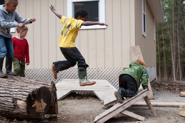 Thrive Outside: New resource supports outdoor learning and play