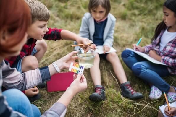 Cela pourrait-il être l'année de l'enseignement en plein air?