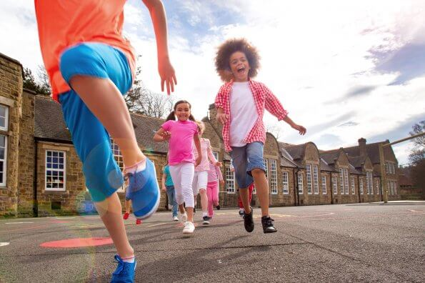 10 ways to get kids active at your school