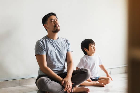 4 ways to develop mind-body awareness with young children