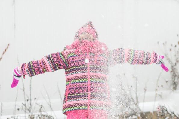 29 activités amusantes pour profiter de la neige