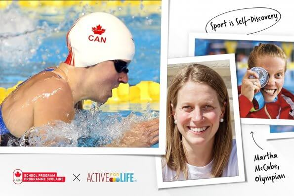 The power of self-discovery: Tips for parents from Olympian Martha McCabe